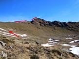 Via Normale Monte Stavello di Pedesina - Dai pascoli a SSE