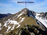 Via Normale Monte Stavello di Pedesina - Dalla vetta