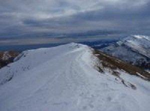 Via Normale Monte Crosetta