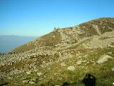 Via Normale Tre Cornini - I Tre Cornini dall'Alpe Visogno
