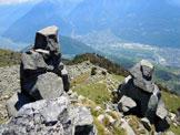 Via Normale Tre Cornini - Sulla cima del più alto