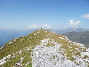 Via Normale Monte Vigna Vaga
