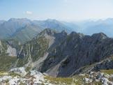 Via Normale Monte Vigna Vaga - Il sentiero delle Orobie che proviene dal Rif. Curo