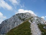 Via Normale Monte Vigna Vaga - Versante di Salita al Monte Ferrante