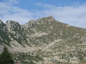 Via Normale Monte Zeledria