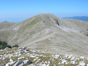 Via Normale Monte Cornacchia