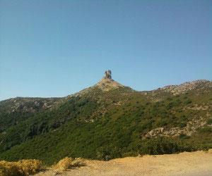 Via Normale Monte Perda Liana