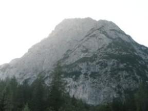 Via Normale Monte Siera