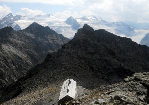 Via Normale Monte Colmet