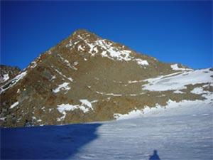 Via Normale Punta di Finale cresta Est