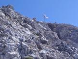 Via Normale Monte Bivera - Gli ultimi metri prima della cima