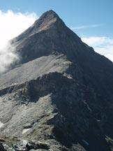 Via Normale Bec Forcù - La cresta Nord del Testa Grigia