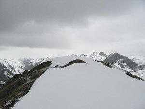 Via Normale Monte Gorfi