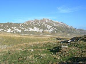 Via Normale Monte Brancastello