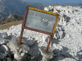 Via Normale Monte Brancastello - Monte Brancastello