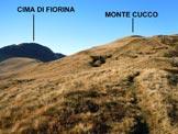 Via Normale Monte Cucco - Sulla cresta NE, a poche decine di metri dalla cima