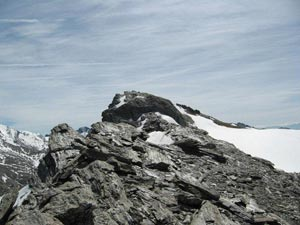 Via Normale Punta del Alp