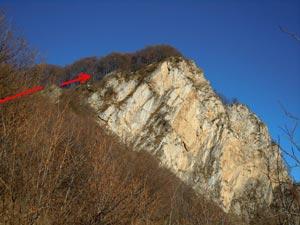 Via Normale Sasso Rosso - VN svizzera