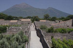 Via Normale Monte Vesuvio - La Capannuccia