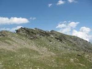 Via Normale Mont Saint Marie