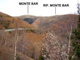 Via Normale Monte Bar - VN svizzere - Immagine ripresa alla partenza