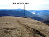 Via Normale Monte Bar - VN svizzere - Scendendo dal versante S