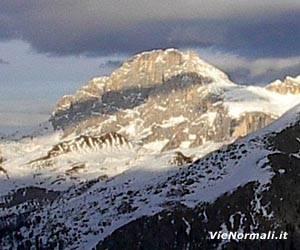 Via Normale Monte Mulaz - Vista dall´Alpe Tognola