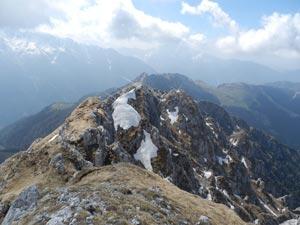 Via Normale Monte Secco