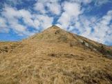 Via Normale Monte Tamaro - da SE - Sulla cresta sud