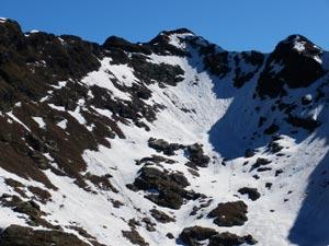 Via Normale Monte Pietra Quadra