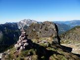 Via Normale Monte Pietra Quadra - Cima Nord dei Tre Pizzi