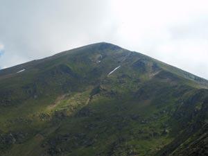 Via Normale Monte Chierico