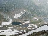 Via Normale Monte Chierico - I Lagheti di Caldirolo