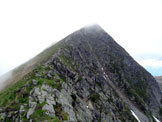 Via Normale Monte Marmontana � Cresta E - Lungo la cresta est