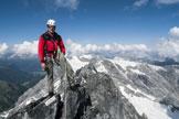 Via Normale Punta Thurwieser - In cima
