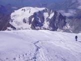 Via Normale Grand Combin  - Dalla cima verso il Velan