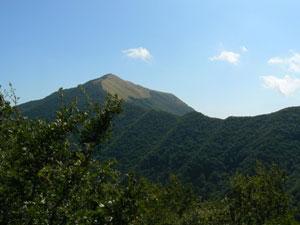 Via Normale Monte Alfeo