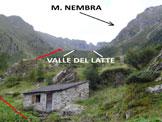 Via Normale Monte Nembra - Malga Nembra