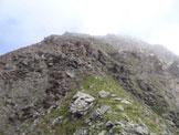 Via Normale Monte Telenek - Sulla facile cresta S