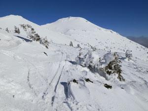 Via Normale Veliki Snežnik (Monte Nevoso, Invernale) - 1796 m.
