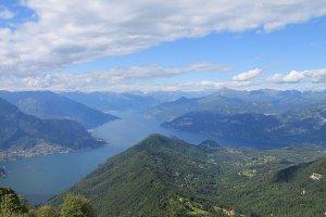 Via Normale Monte San Primo