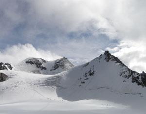 Via Normale Wildspitze