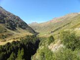 Via Normale Wildspitze - L´ingresso della Rofental