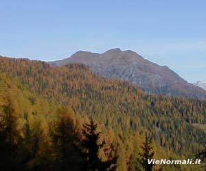 Via Normale Monte Migon (cima E)