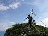 Via Normale Pizzoni di Laveno - Una vetta panoramica