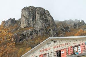 Via Normale Monte Grona
