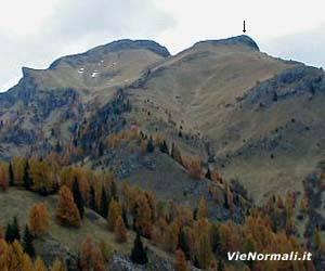 Via Normale Monte Lavazzei
