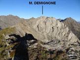 Via Normale Monte Demignone - Sulla cresta finale