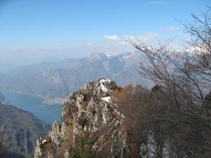Via Normale Monte Bezplel