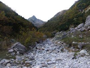Via Normale Monte Frisson